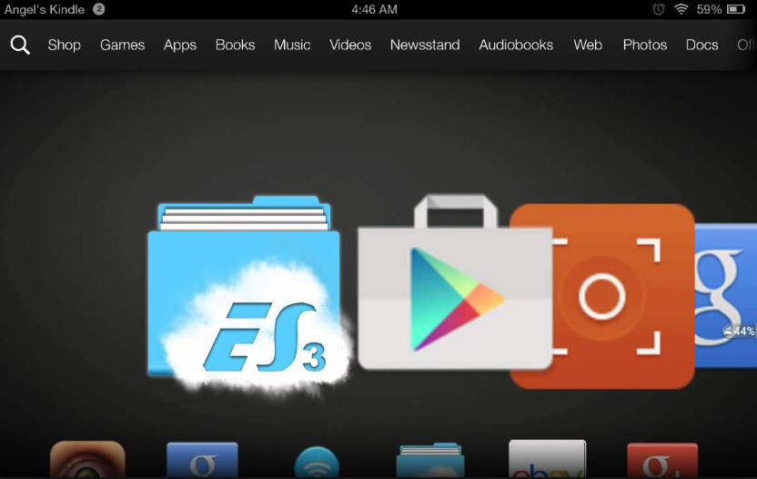 download apk files kindle fire